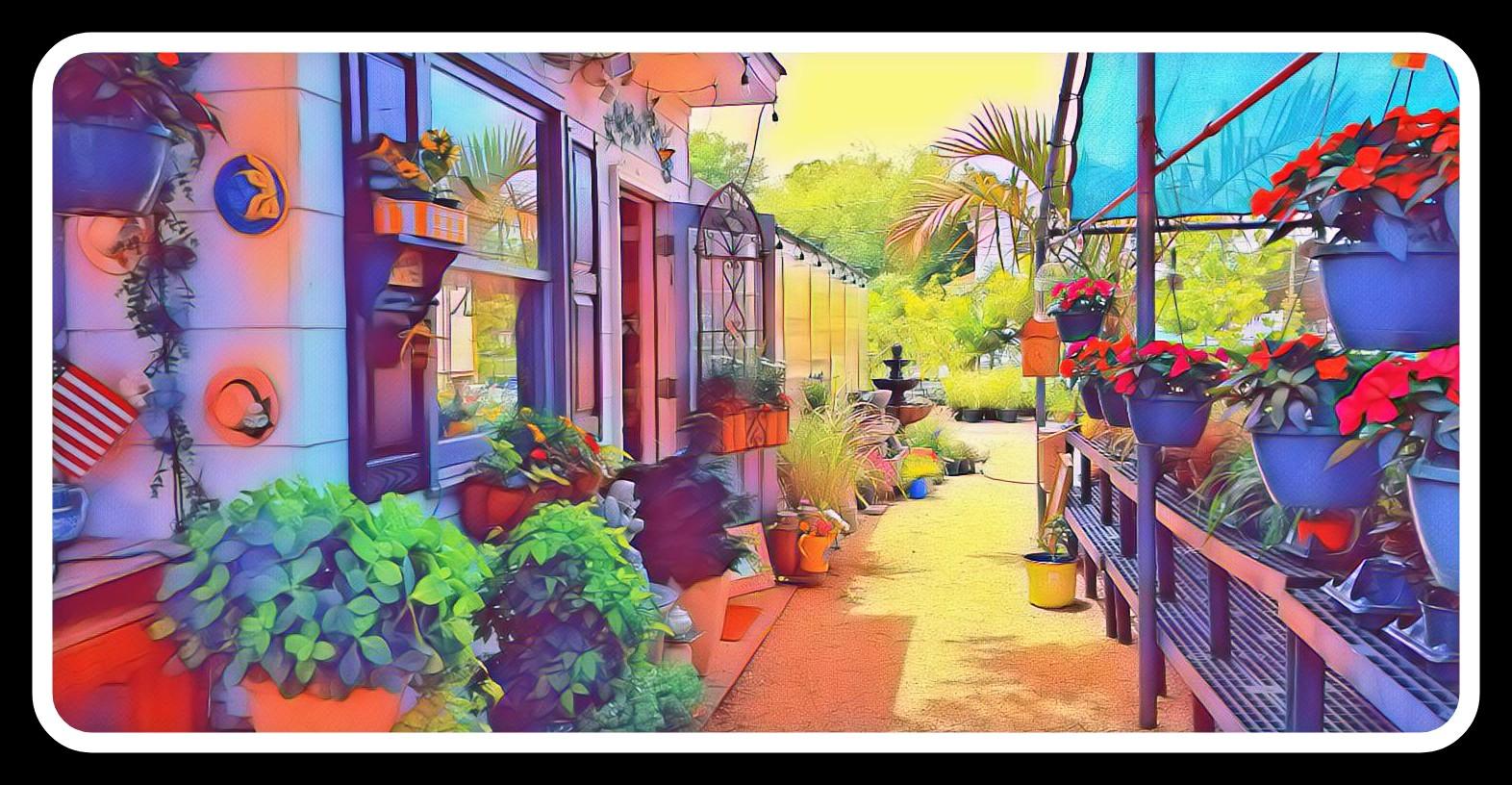 The Garden Market Barnegat